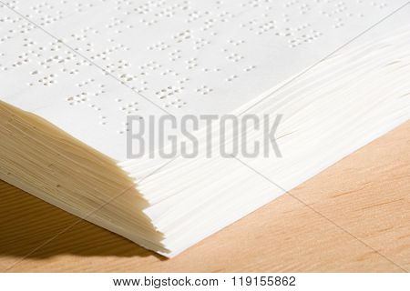 Braille documents