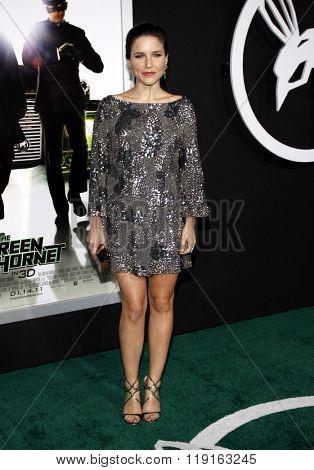 Sophia Bush at the Los Angeles Premiere of