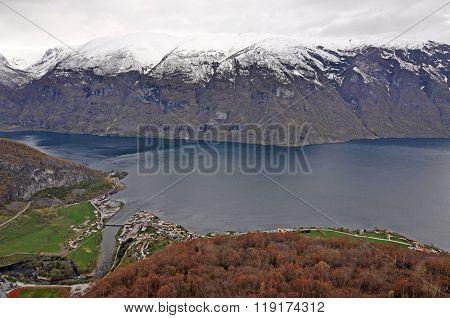 Norway. Norwegian fjord
