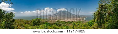 Island Ometepe In Nicaragua