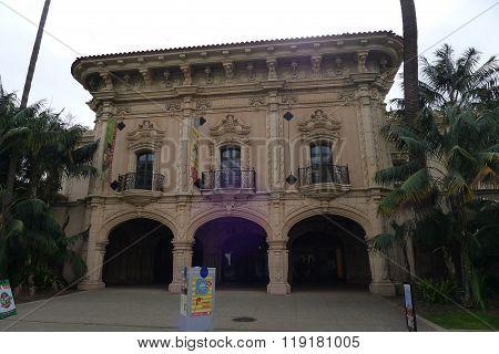 Casa de Balboa - San Diego History Center