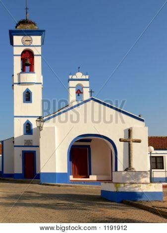 Portuguese Church B