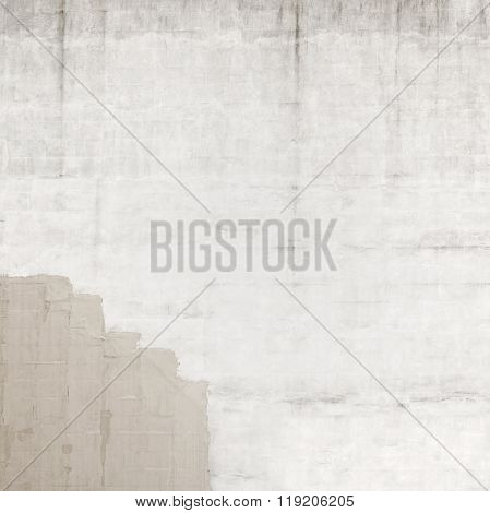 white stucco wall background