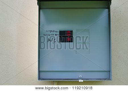 Home Using Transformer Cabinet