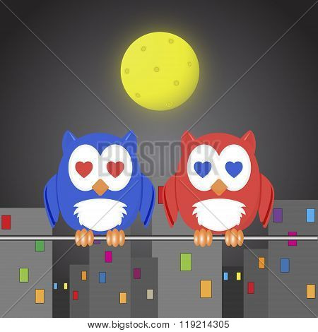 Owlet Two Lovers