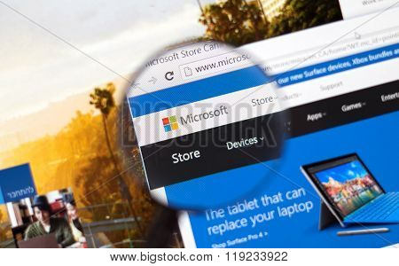 Microsoft Store On The Web.