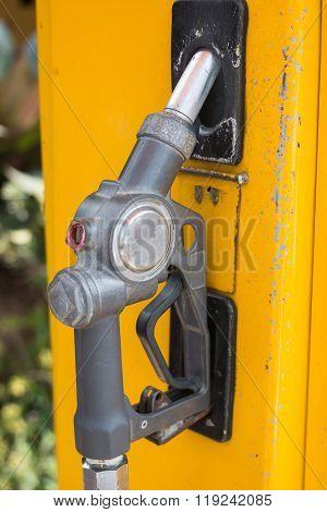 old Fuel nozzle