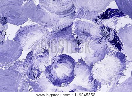 Watercolor background for textures and backgrounds. Natural colors. Purple and lilac