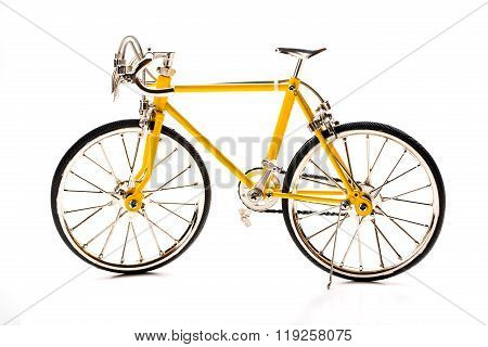 Isolate Bicycle