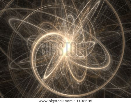 Cosmos Fractal Graphics - Abstract Background