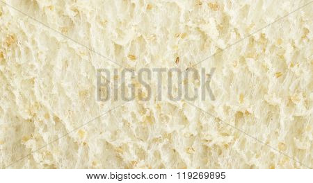 Close Up Multi Grain Bread Background Or Texture