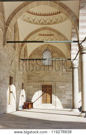 Suleymaniye Mosque (Camii), Istanbul
