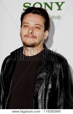 Edward Furlong at the Los Angeles Premiere of
