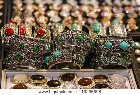 jewelry bracelets earrings rings