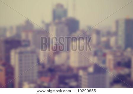 Blur Highrise