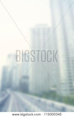Blur Urban Track