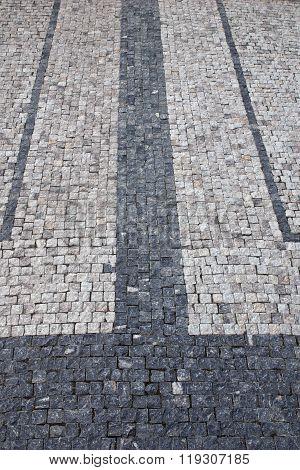 Mosaic close up