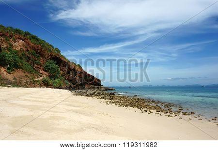 beach on Koh LARN
