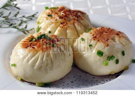 baozi, chinese pastry