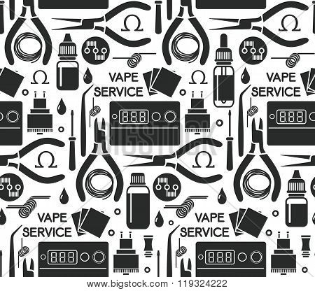 Endless Background Vape Service