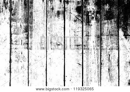 Distress Wooden Planks