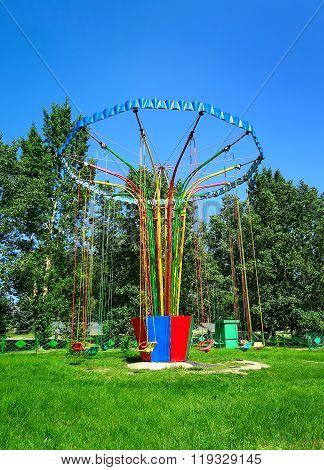 Merry Go Round Carousel