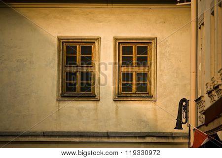 Cracow architecture details