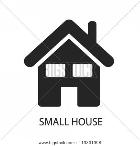 small house icon, small house logo, small house icon vector, small house illustration, small house symbol, small house isolated, small house image, small house drawing, small house concept
