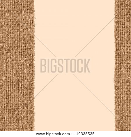 Textile Weft, Fabric Patch, Yellow Canvas, Obsolete Material, Close-up Background