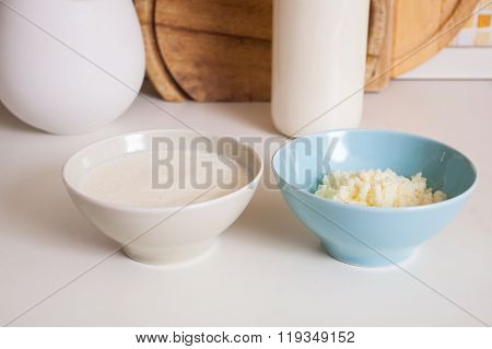 Kefir, Organic Probiotic Grains