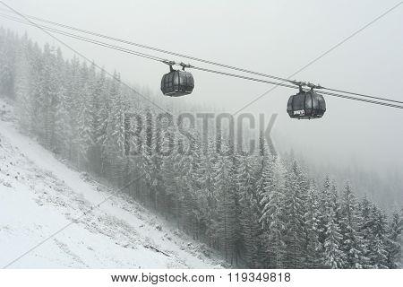New Ski Lift.
