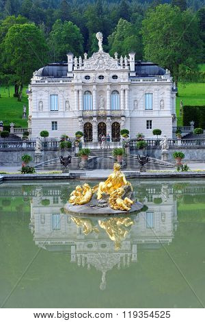 Linderhof Palace, Germany.