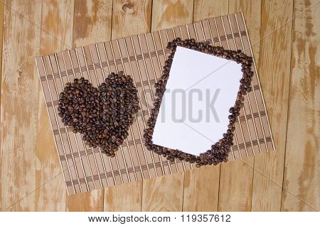 Card With Coffee