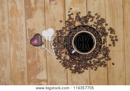 Coffee With Chocolates