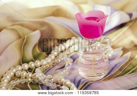 Beads And Perfume