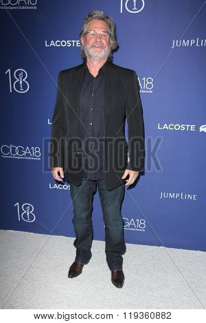 LOS ANGELES - FEB 23:  Kurt Russell at the 18th Costume Designers Guild Awards at the Beverly Hilton Hotel on February 23, 2016 in Beverly Hills, CA