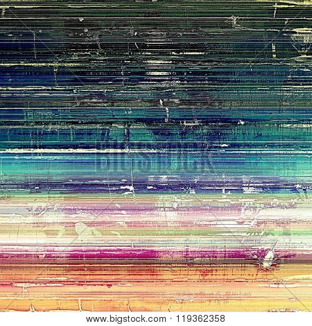 Vintage spotted textured background. With different color patterns: yellow (beige); blue; pink; red (orange); black