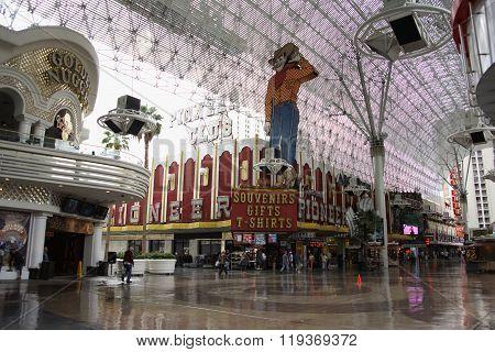 Las Vegas - Former Pioneer Club Casino