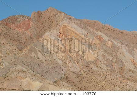 Multi Colored Mountain
