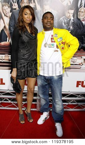 Tracy Morgan at the World Premiere of