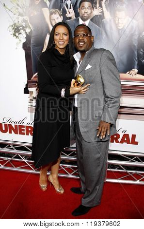 Martin Lawrence at the World Premiere of