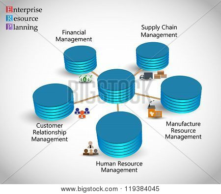 Enterprise Resource Planning Lifecycle