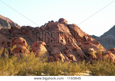 Beehive Rocks