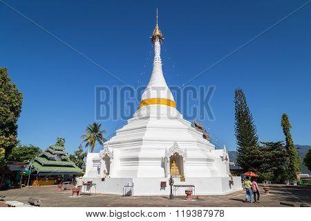 Wat Pra That Doi Kong Mu