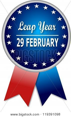 LEAP YEAR. February 29