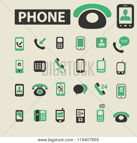 phone icons, phone logo, phone vector, phone flat illustration concept, phone infographics, phone symbols,