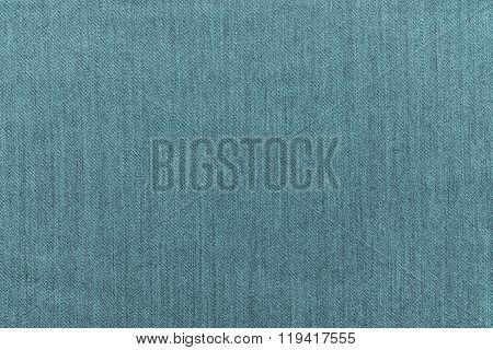 Rough Texture Denim Fabric Monochrome Background Of Pale Indigo  Color
