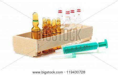 Disposable Syringe, Ampoules, Vaccine