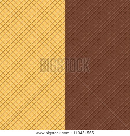 Crispy Wafers Texture