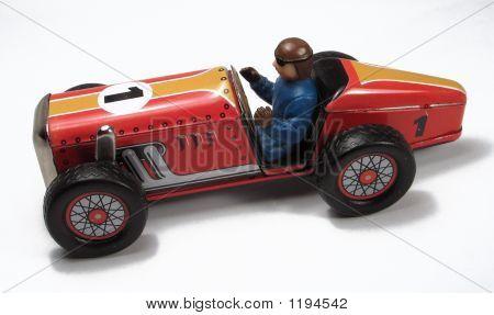 Tin-Toy Series – Speedway Racer